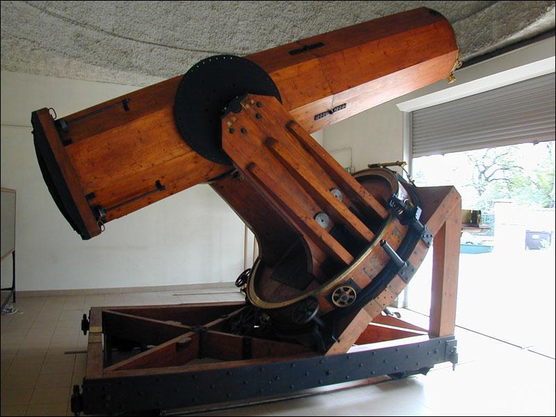 Informatique en astronomie for Polissage miroir telescope